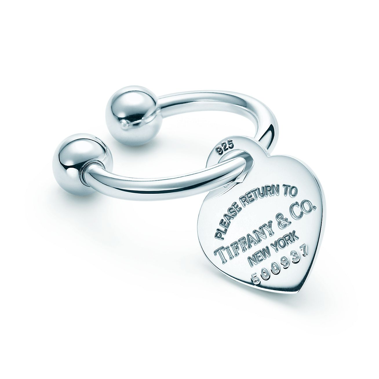 Accessories Key Rings Return To Tiffany Heart Tag Key Ring 15882212 Tiffany Key Rings Return To