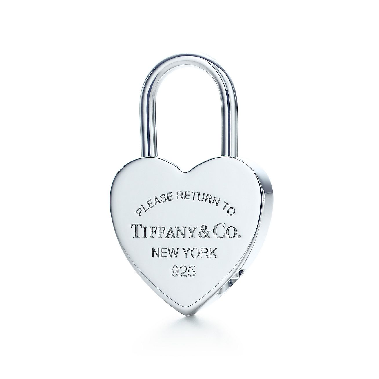 Accessories Key Rings Return To Tiffany Heart Lock Key Ring 22702351 Tiffany Key Rings Return To