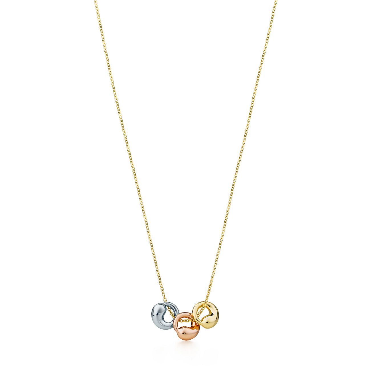 Tiffany elsa peretti eternal circle earrings elsa peretti eternal circle pendant mozeypictures Image collections