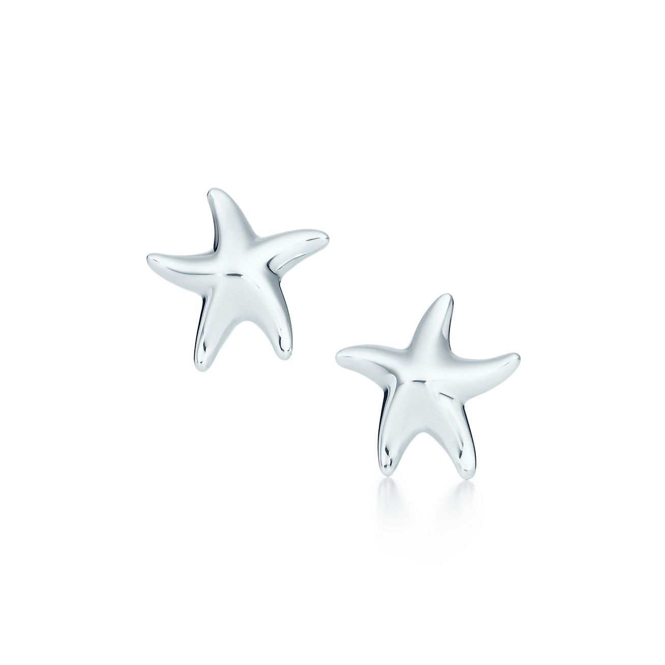 Jewelry Earrings Elsa Peretti Starfish Earrings 26195276 Tiffany Earrings Sterling