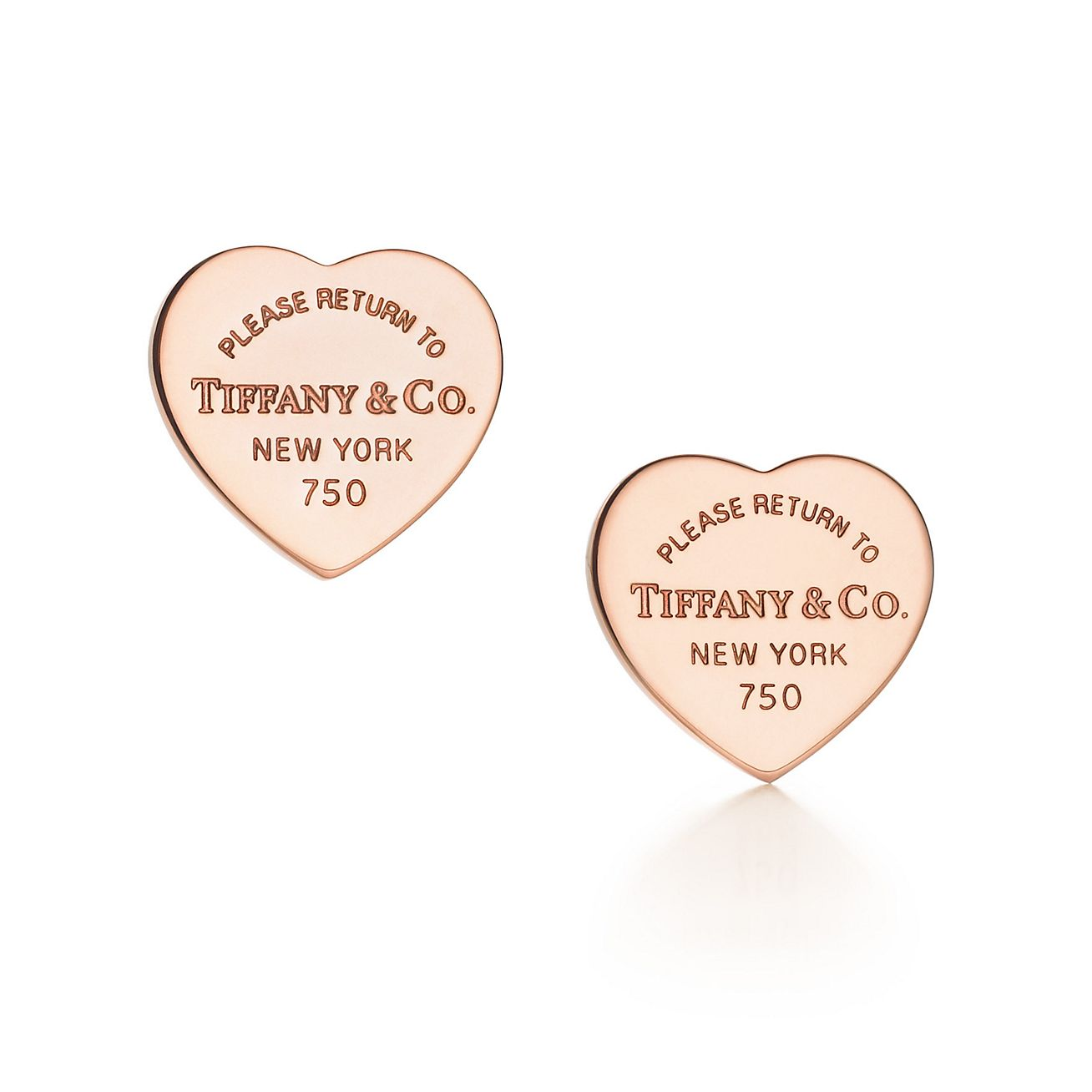 Jewelry Earrings Return To Tiffany Mini Heart Tag Earrings 26544947 Tiffany Earrings Heart
