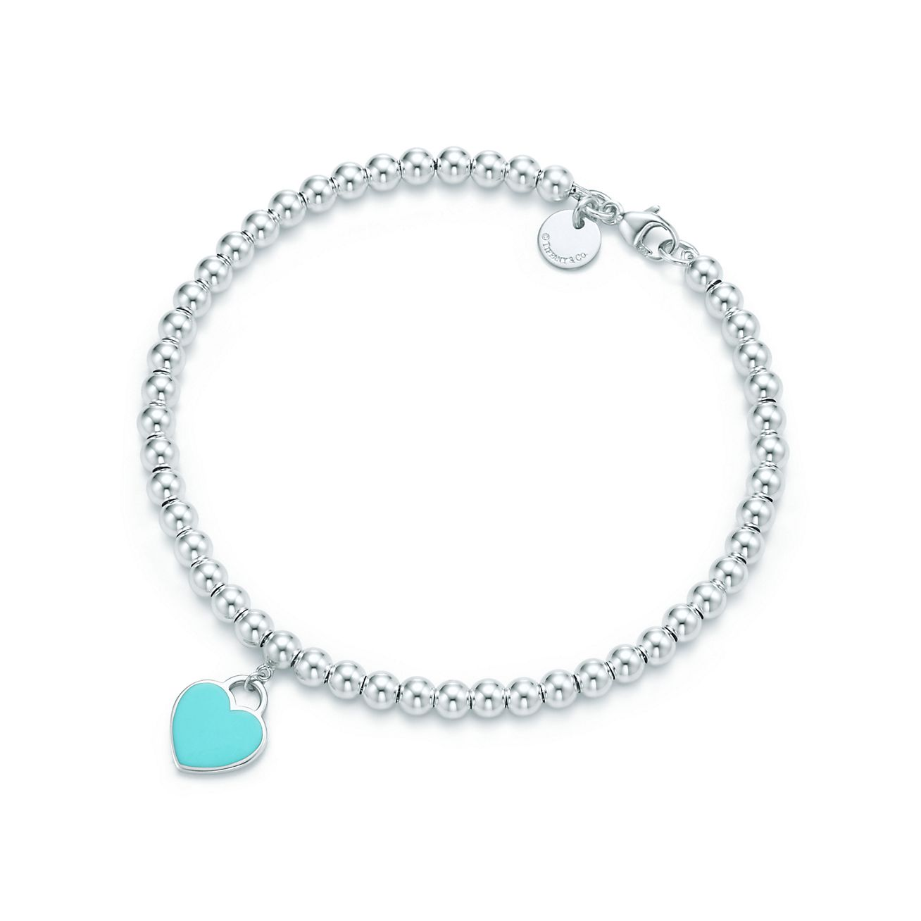 Jewelry Bracelets Return To Tiffany Bead Bracelet Grp03577 Tiffany Jewelry On Sale