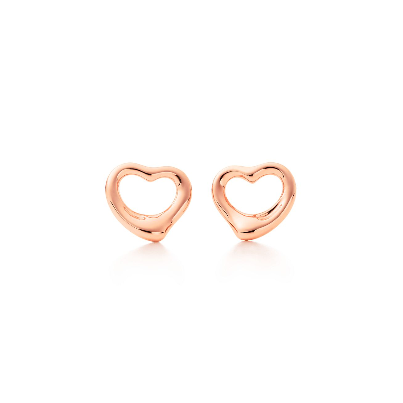 Jewelry Earrings Elsa Peretti Open Heart Earrings 27233945 Tiffany Earrings Heart