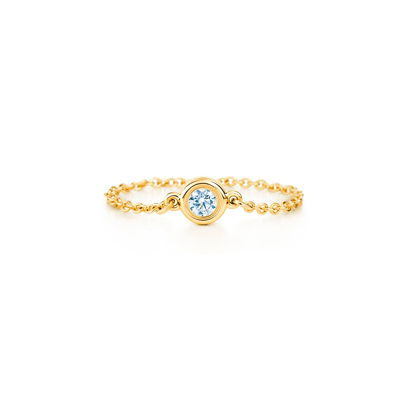 elsa perettidiamonds by the yard ring - Elsa Peretti Color By The Yard Ring