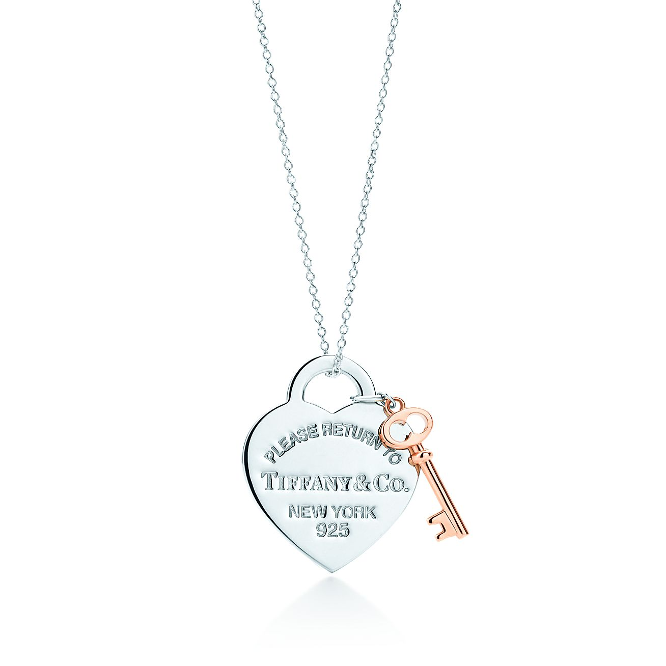 Jewelry Necklaces Pendants Return To Tiffany Heart Key Pendant 30971531 Return To Tiffany Cufflinks