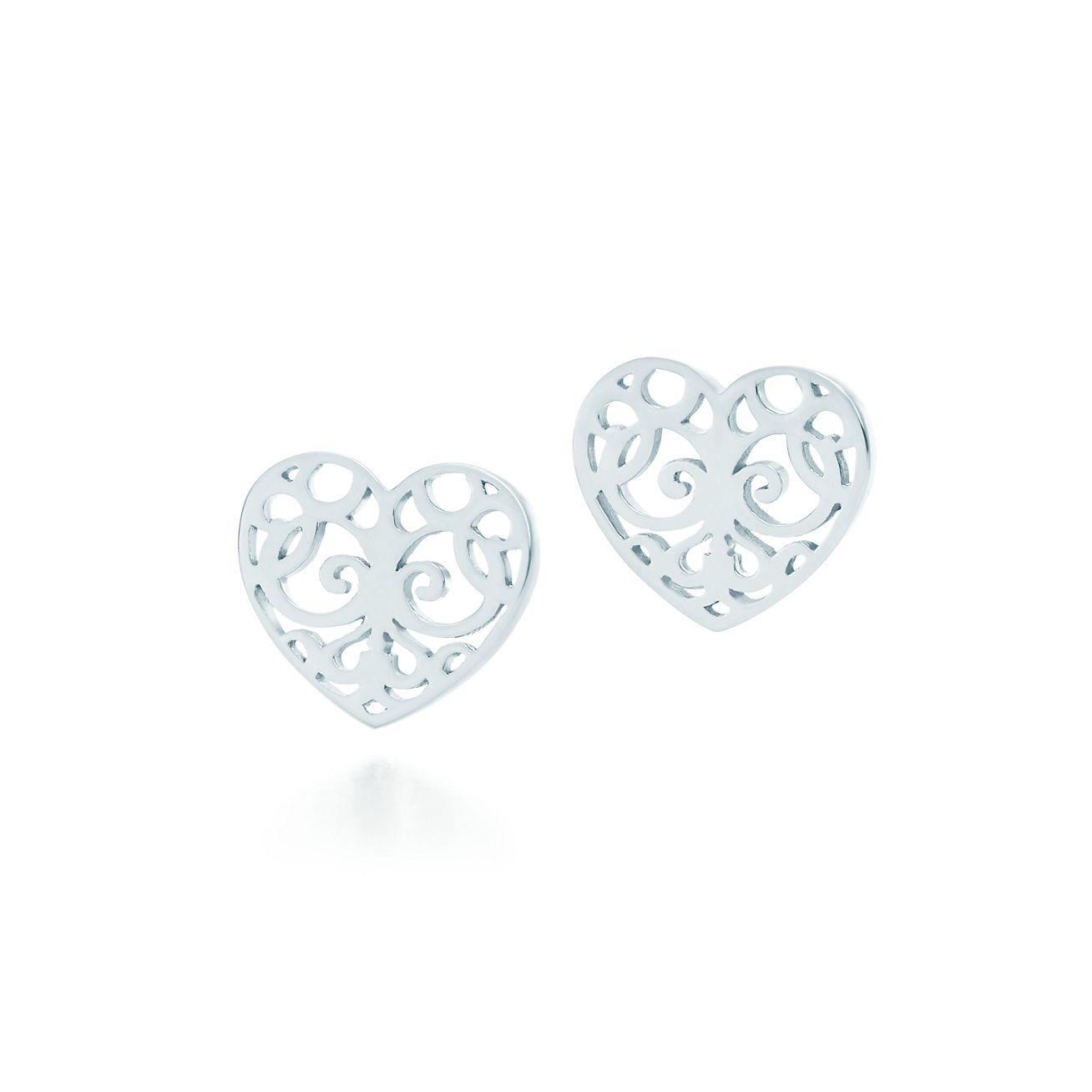 Tiffany Co Sterling Silver Heart Stud Earrings 32153801933870edecomiteml2idkjoqn2fmtjpgfitconstrain