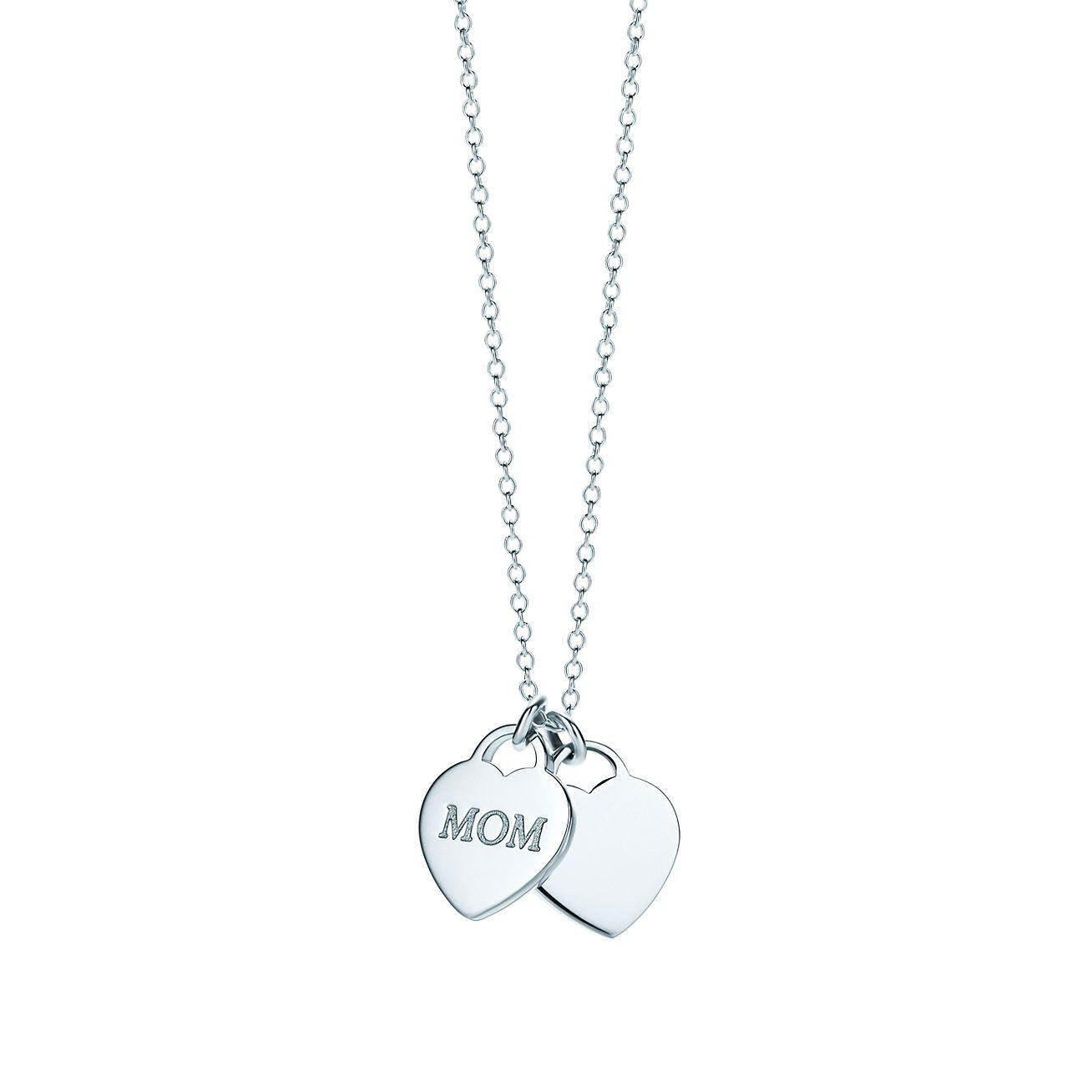 a16915e5d ... mom heart tag pendant