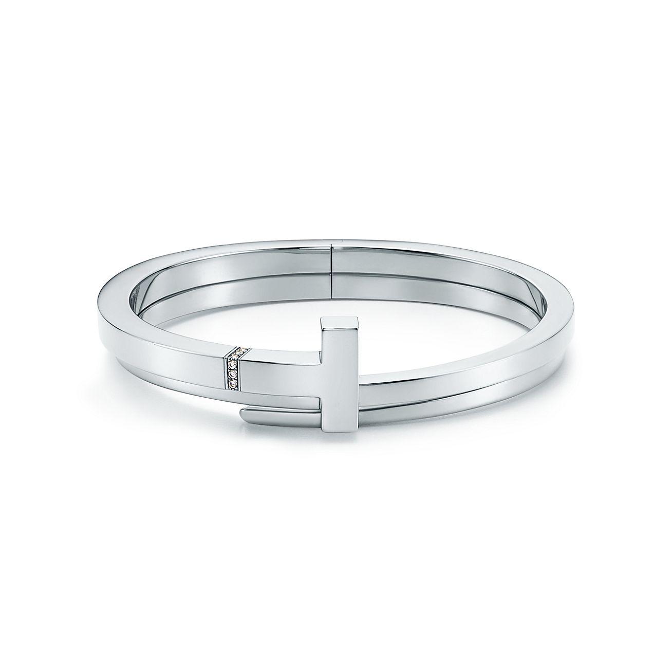 Tiffany T:hinged Wrap Bracelet