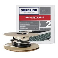Pro Heat Wire 15 sf with 2.5 in spacing