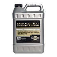 Superior Enhance & Seal - Travertine & Sandstone Gallon