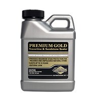 Superior Premium Gold Sealer for Travertine & Sandstone Pint
