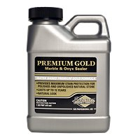 Superior Premium Gold Sealer for Marble & Onyx Pint