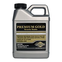 Superior Premium Gold Sealer Granite Quart