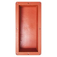 Pro Recessed Shelf 6 in x 14 in x3.5 in