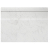 Carrara Gris Skirting 6 x 8 in