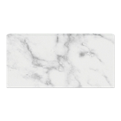 Carrara Gris REL (Single Bullnose Long Side) 4 x 8 in