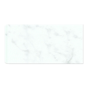 Carrara Gris RES (Single Bullnose Short Side) 4 x 8 in