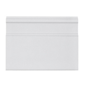 Imperial Bianco Gloss Skirting 5.875 x 8 in