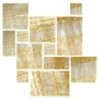 Honey Onyx Sable Small Versailles 8.98 sq ft