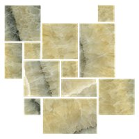 Honey Onyx Medley Small Versaille 8.98 sq ft