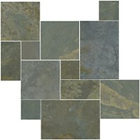 Gobi Small Versailles Pattern 8.70 SF