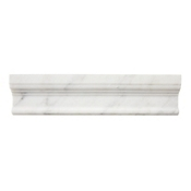 Hampton Carrara Polished Cornice 12 in