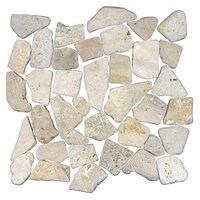 Multi Tumbled Cobble 12 x 12 in