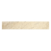 Queen Beige Polished Bullnose 2 x 12 in