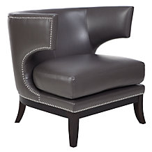 Enzo Accent Chair - Grey