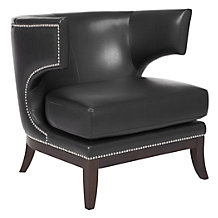 Enzo Accent Chair - Black