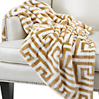 Mykonos Throw - Gold