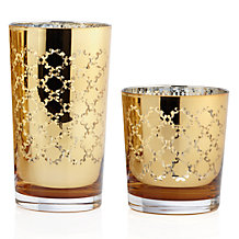 Montecito Barware - Set of 4 - Gold
