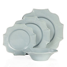 Quadra Dinnerware - Sets of 4