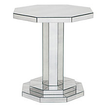 Octagono Accent Table