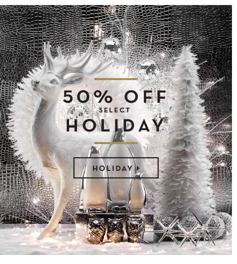50% off Holiday