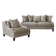 Chic Combo - Brighton Moonbeam Sofa & Chair