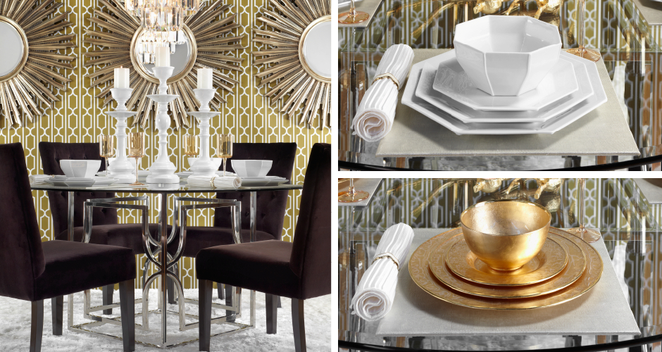 stylish home decor amp chic furniture at affordable prices natural dining modern dining room other metro by z