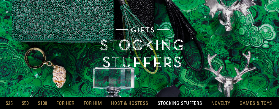 Gifts Stocking Stuffers