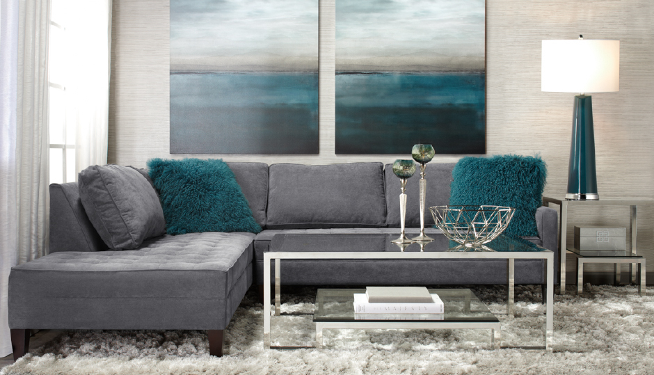 Simple decorating ideas z gallerie small changes big for Z gallerie living room inspiration