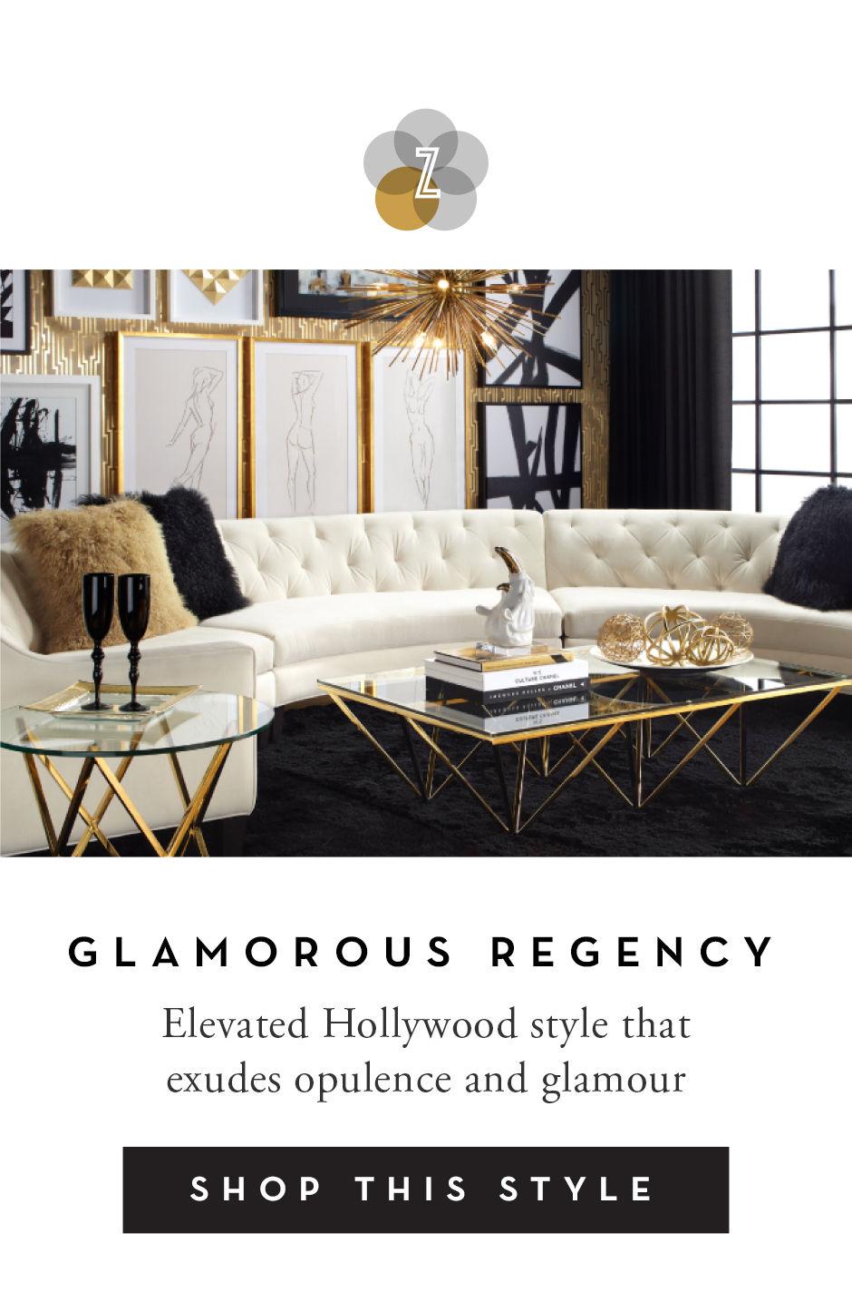 Glamorous Regency