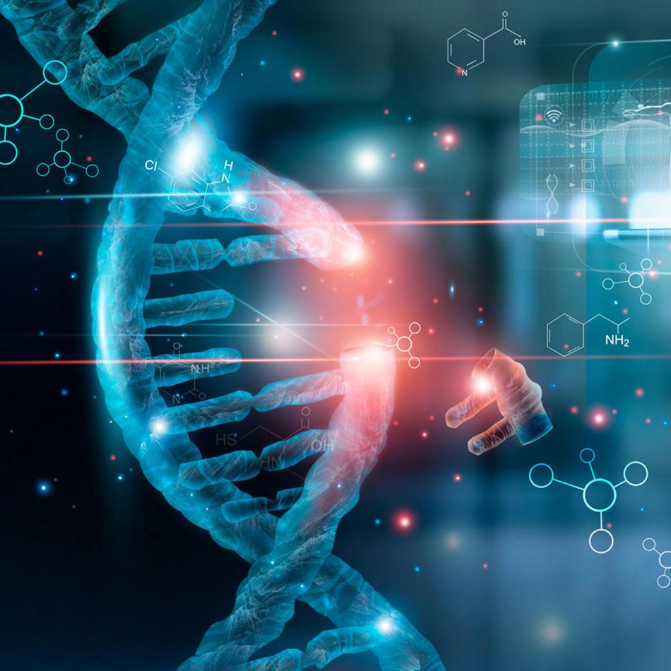 DNA测序激光