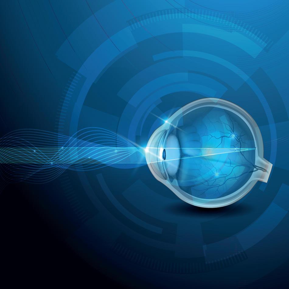 用于视网膜光凝和眼科的激光