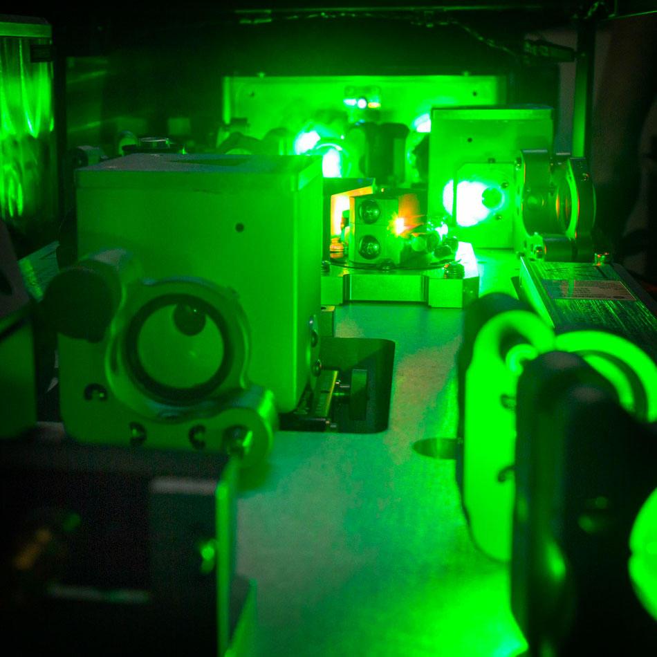 超快激光光谱学
