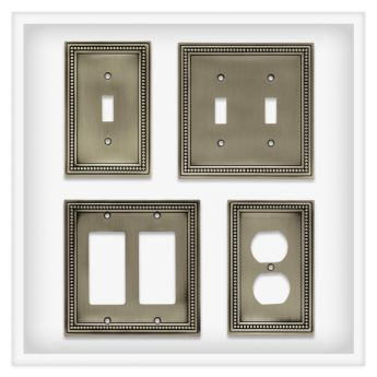decorative switch plates - Decorative Switch Plates