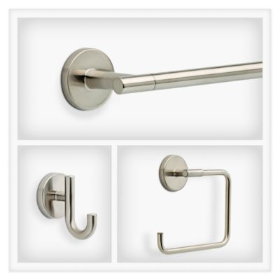 Bathroom Accessories Delta delta trinsic in brilliance stainless steel (delta coltrinsic-bss