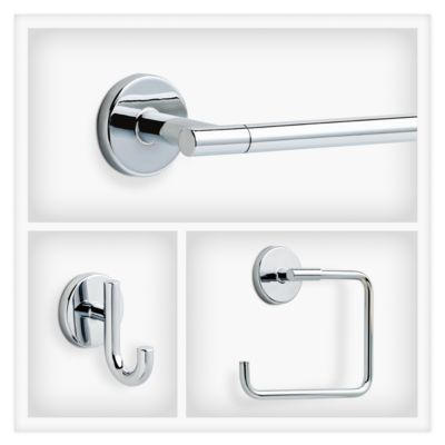 Bathroom Accessories Delta delta trinsic in polished chrome (delta coltrinsic-pc), decorative
