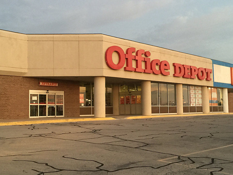 Office Depot #50 - Tulsa, Ok 74112