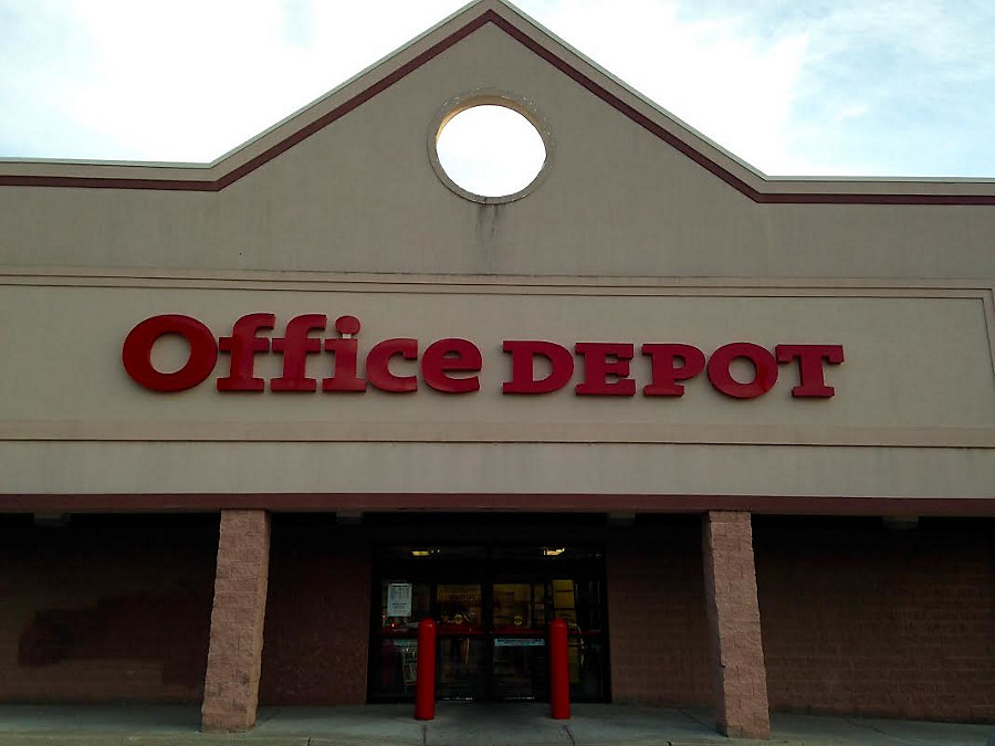 Office Depot - Locations, Maps and More - MapMuse