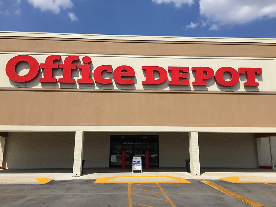 Office Depot #337 - San Antonio, Tx 78224