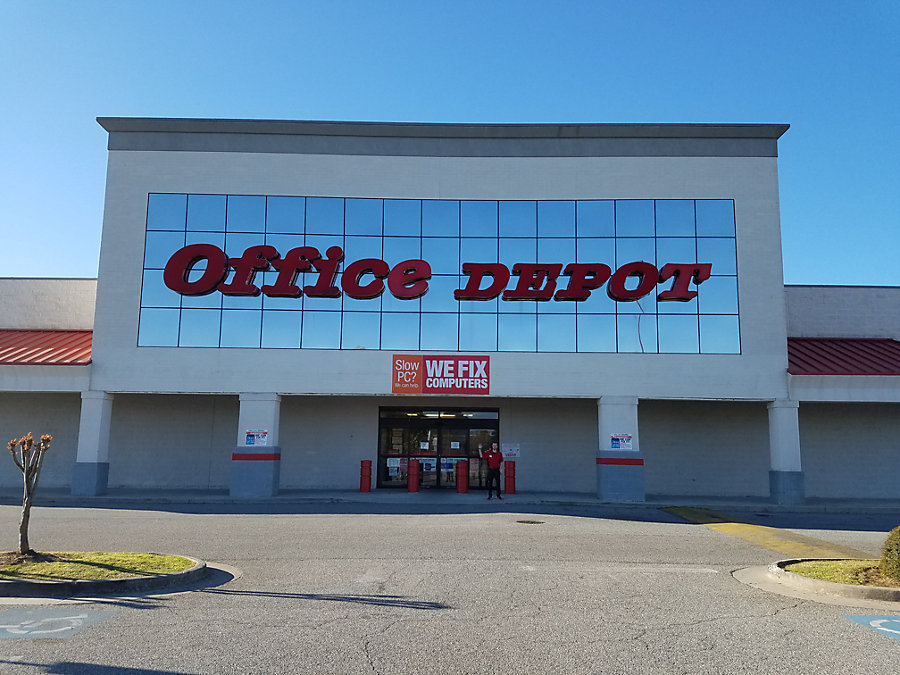 Office Depot   Warner Robins Ga